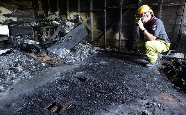 fire investigation Fire investigation the knowledge required to conduct a fire investigation is considerable and is outside the remit of this guidance there are many books on the.
